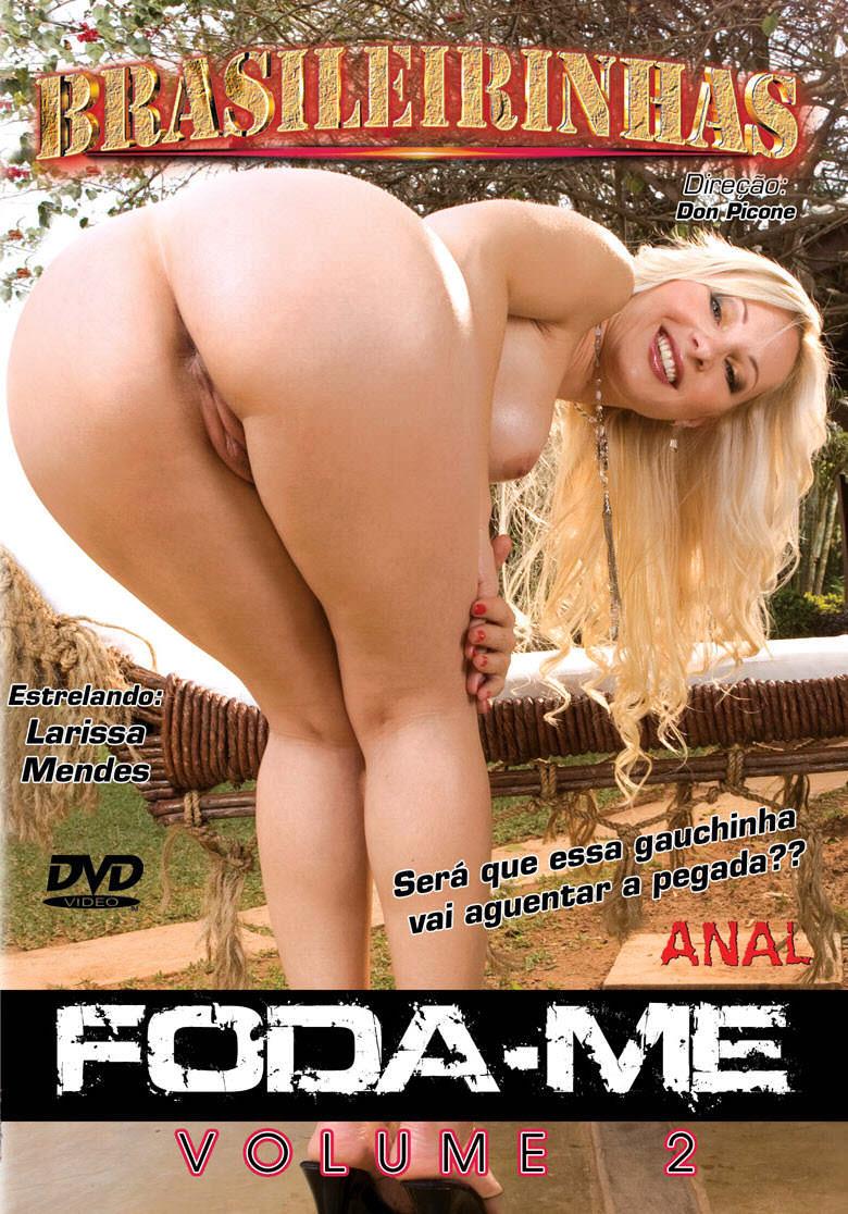 Capa frente do filme Foda Me 2