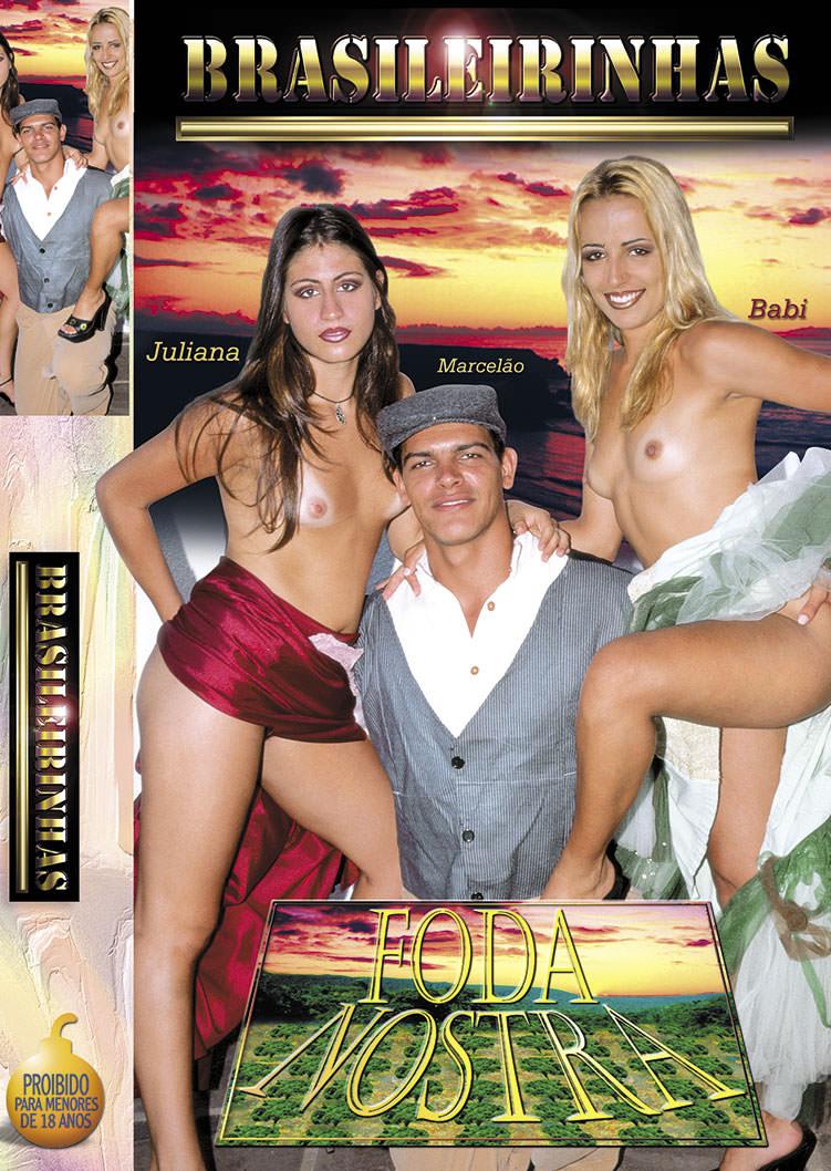 Capa frente do filme Foda Nostra
