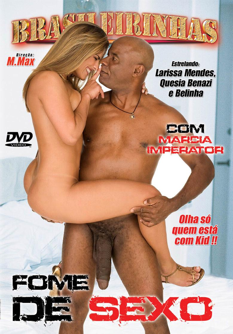 Capa frente do filme Fome de Sexo