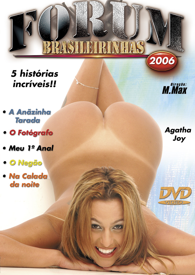 Capa frente do filme Forum 2006