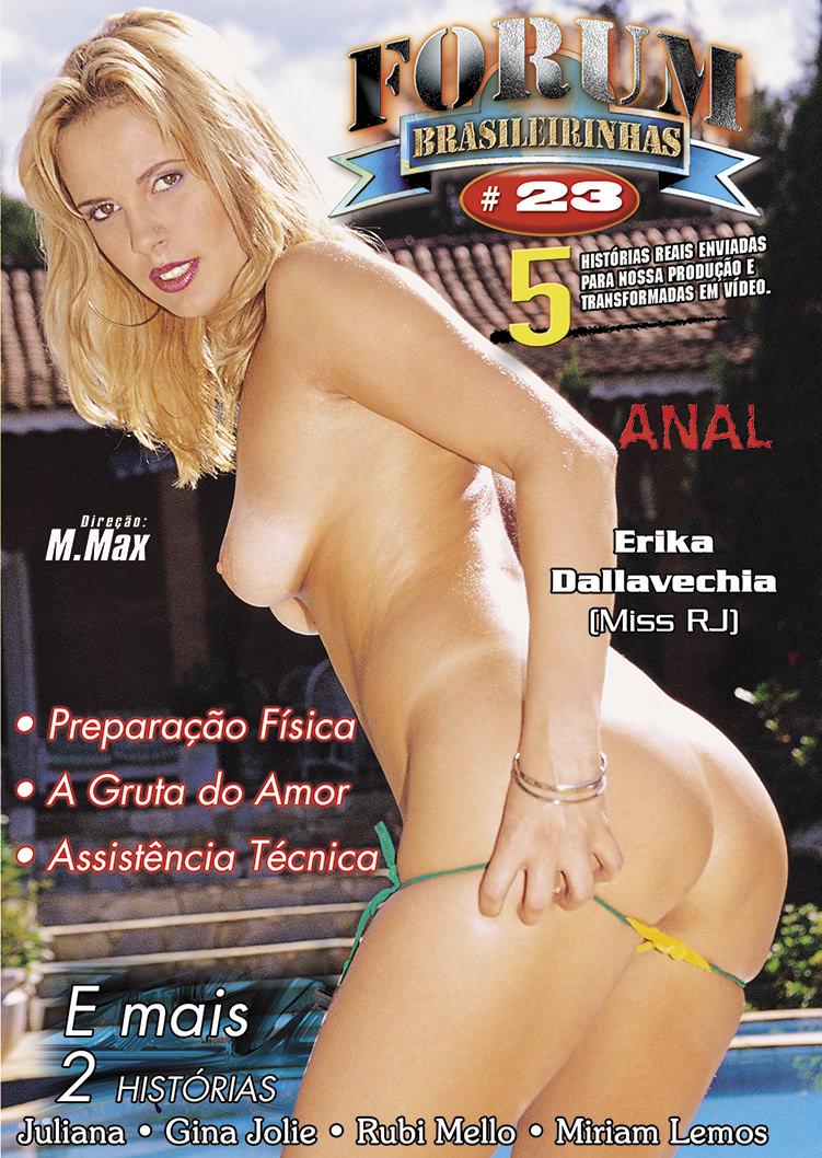 Capa frente do filme Forum Brasileirinhas 23