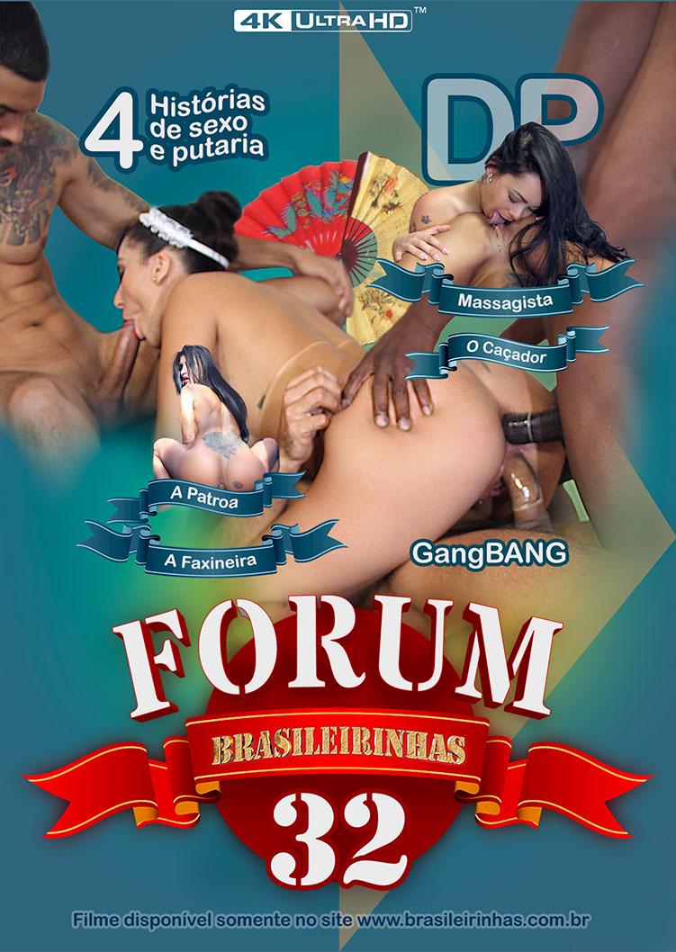 Capa Hard do filme Forum Brasileirinhas 32