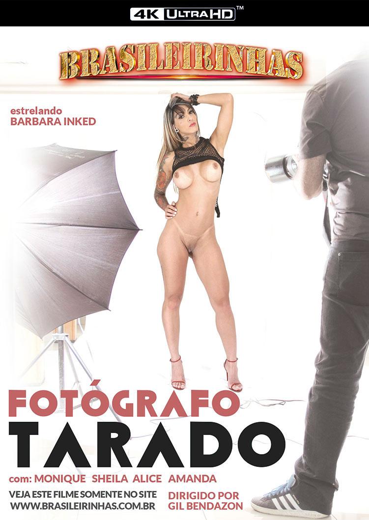 Capa frente do filme Fotógrafo Tarado