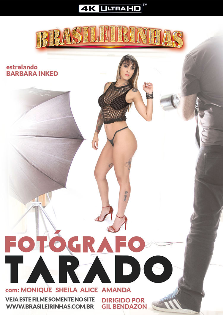 Capa Hard do filme Fotógrafo Tarado