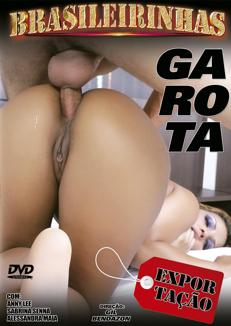 Capa Hard do filme Garota Exportação