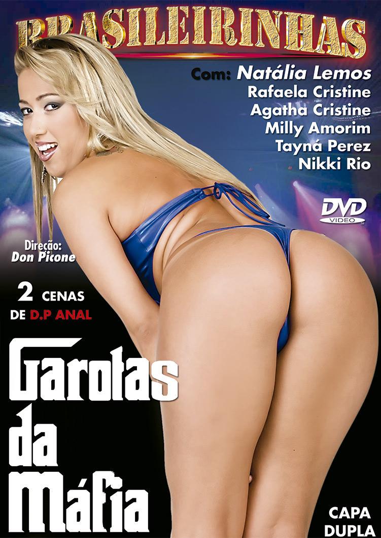 Capa Hard do filme Garotas da Mafia