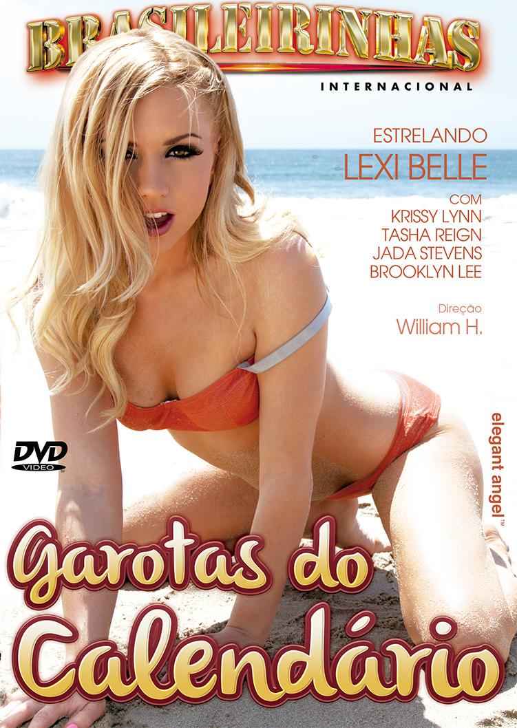 Capa frente do filme Garotas do Calendário 2012