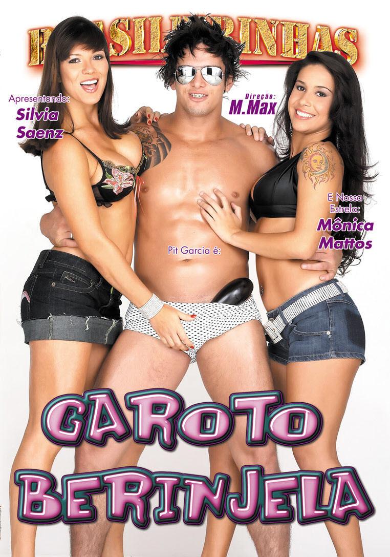 Capa frente do filme Garoto Berinjela