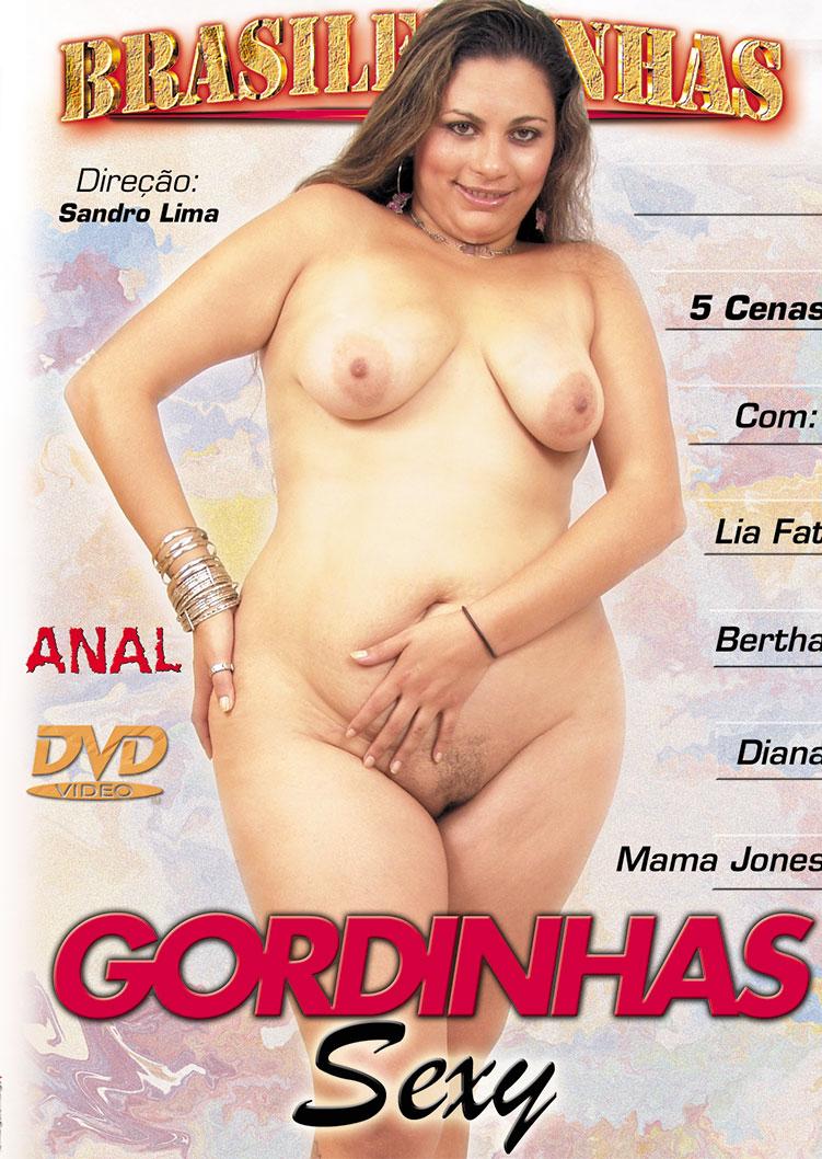 Capa frente do filme Gordinhas Sexy