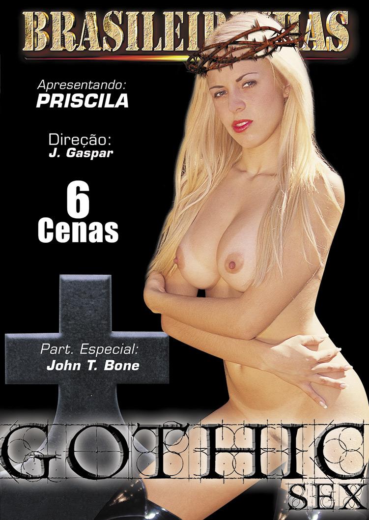Capa frente do filme Gothic Sex