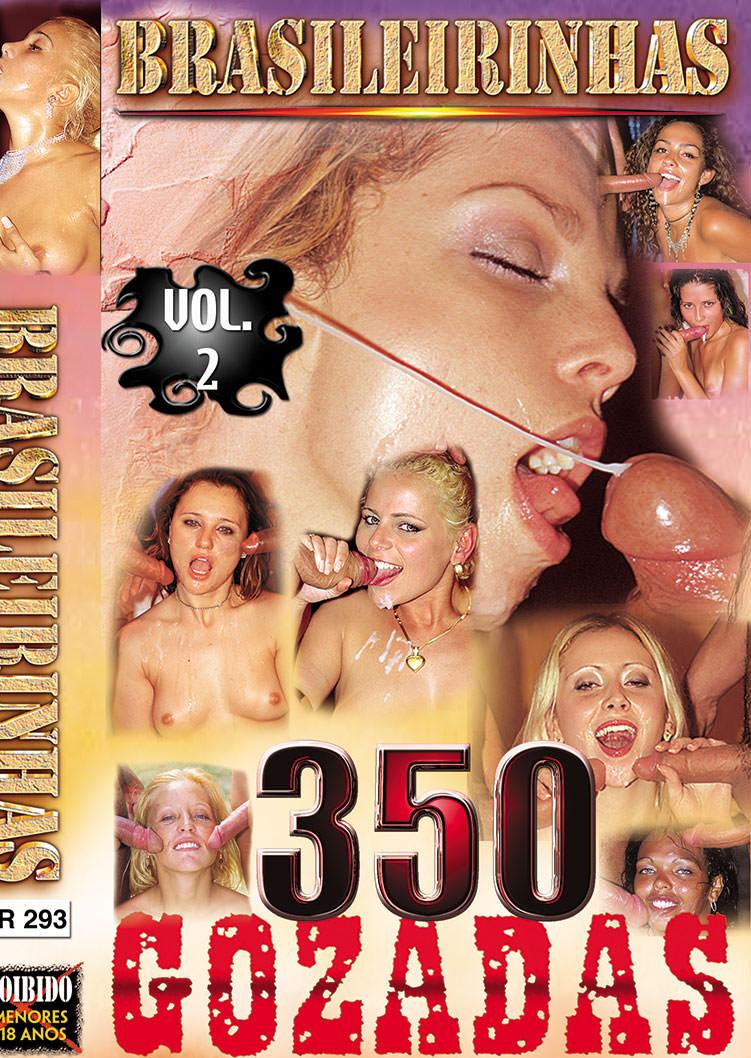 Capa frente do filme 350 Gozadas Vol. 2