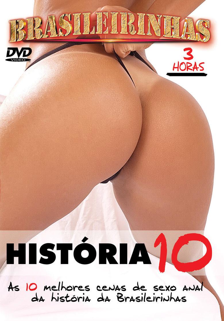 Capa frente do filme História 10