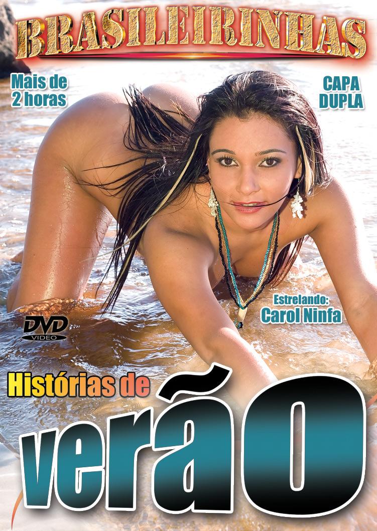 Capa Hard do filme Histórias de Verão