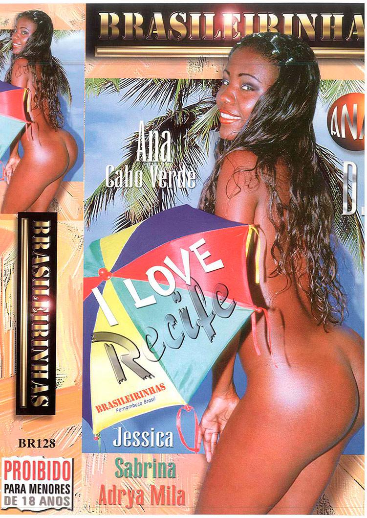 Capa frente do filme I Love Recife