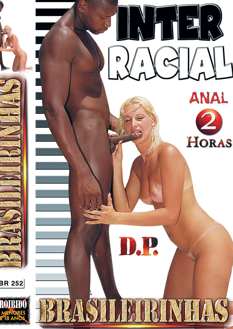 Capa frente do filme Inter Racial
