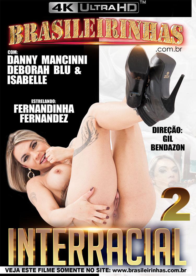 Capa frente do filme Interracial 2