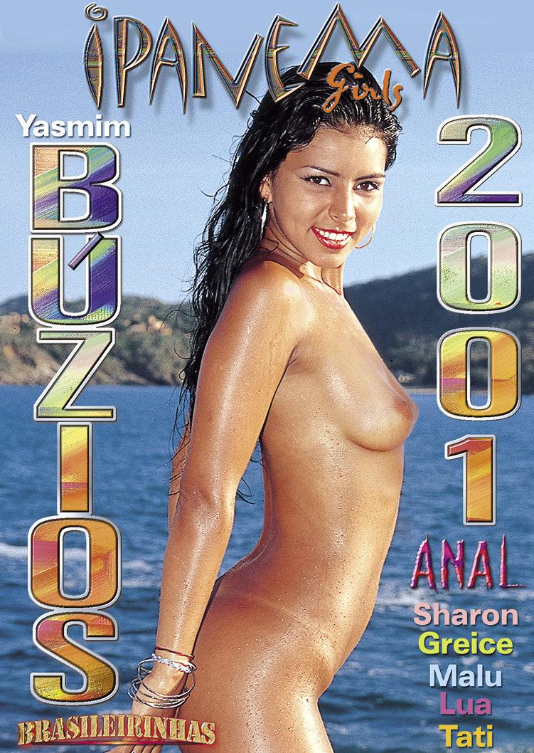 Capa frente do filme Ipanema Girls Búzios 2001