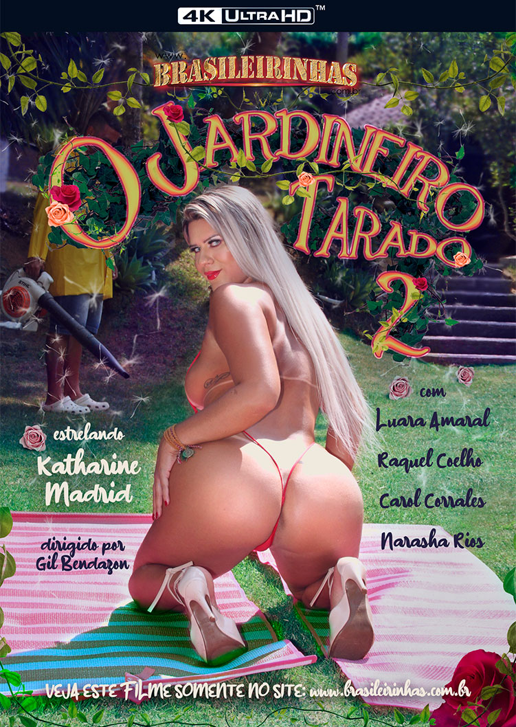 Capa Hard do filme Jardineiro Tarado 2