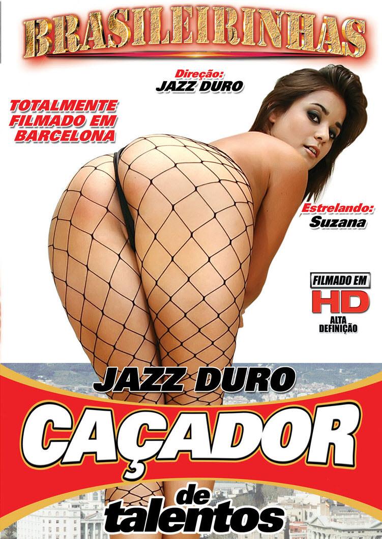 Capa frente do filme Jazz Duro - Caçador de Talentos