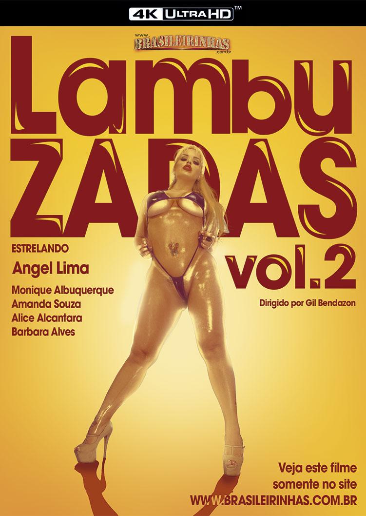 Capa frente do filme Lambuzadas 2