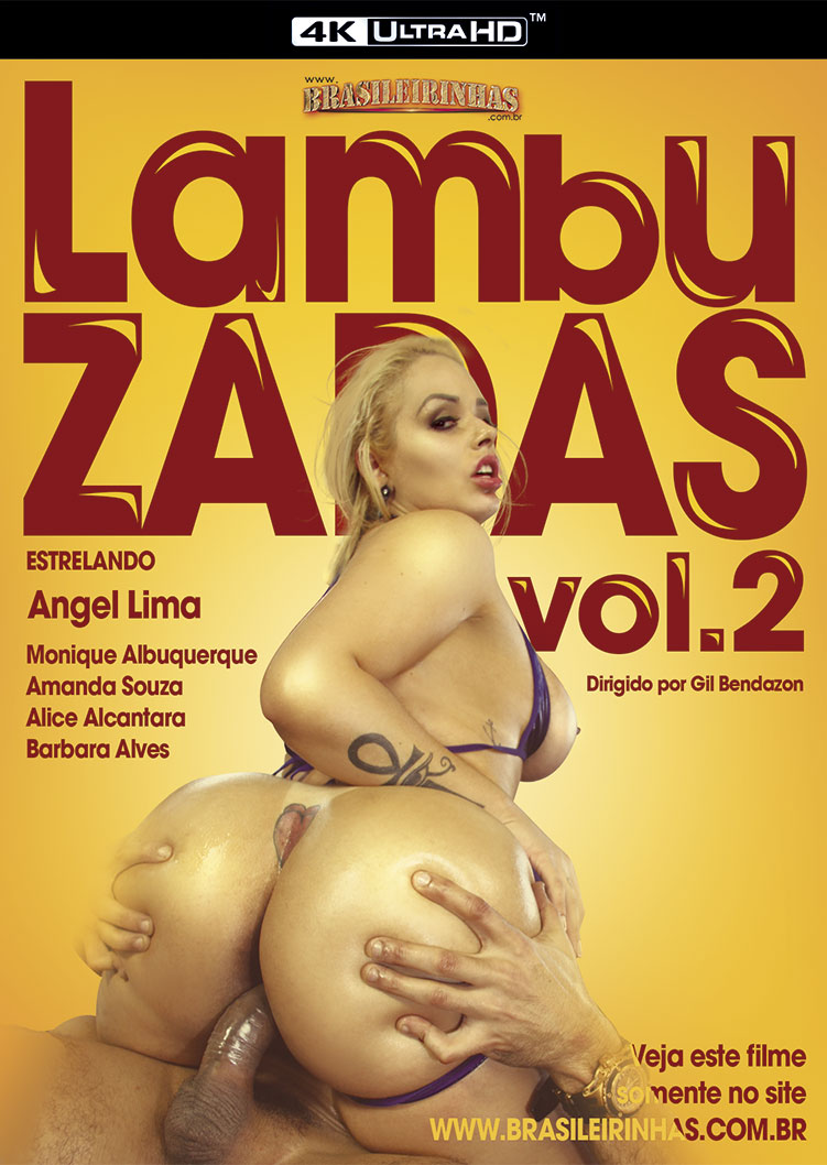 Capa Hard do filme Lambuzadas 2