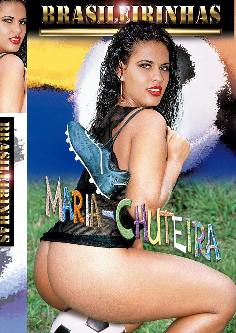 Capa frente do filme Maria Chuteira