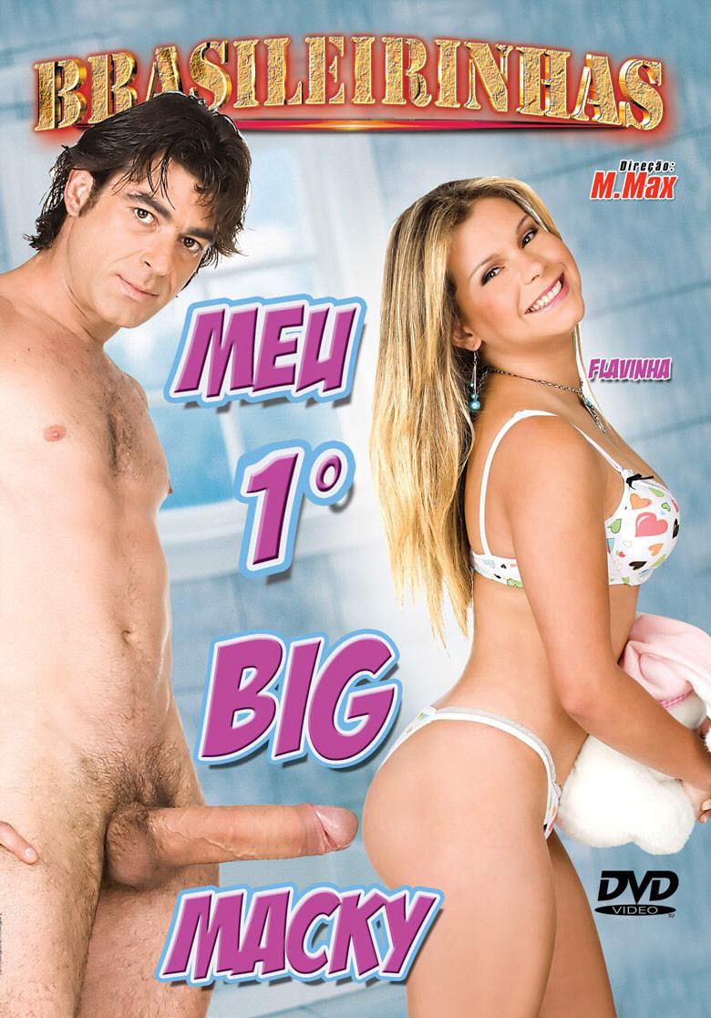 Capa frente do filme Meu primeiro Big Macky