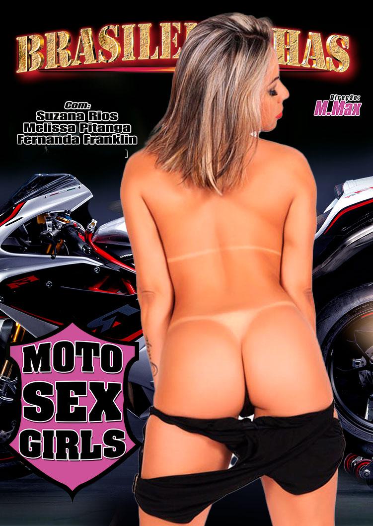 Capa frente do filme Moto Sex Girls