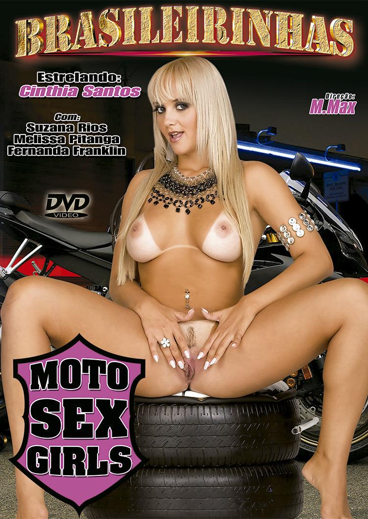 Capa Hard do filme Moto Sex Girls