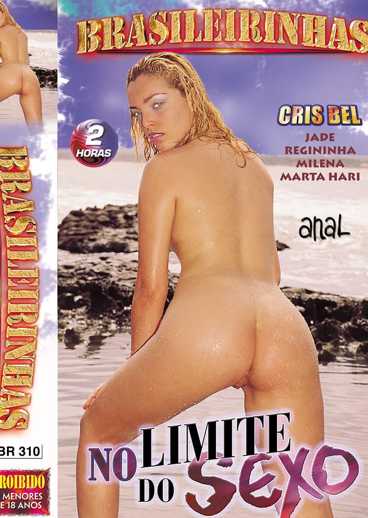 Capa frente do filme No Limite do Sexo
