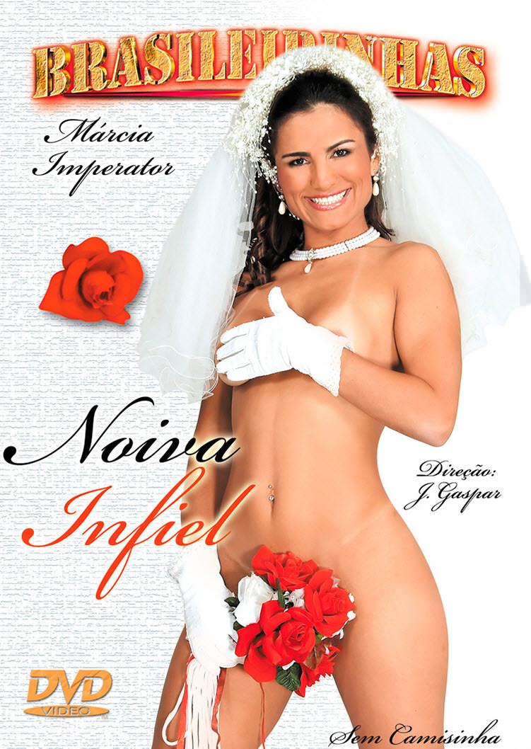 Capa frente do filme Noiva Infiel