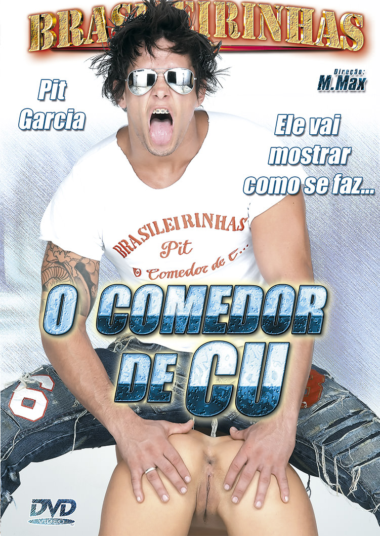 Capa Hard do filme O Comedor De Cu