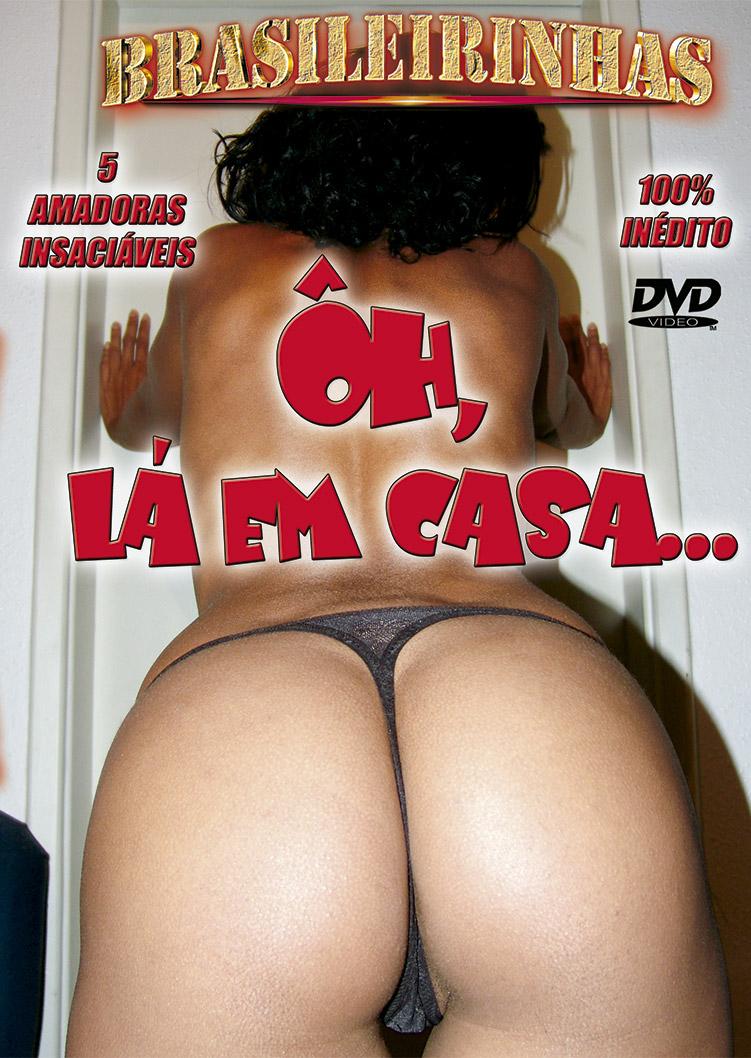 Capa frente do filme Oh, La Em Casa