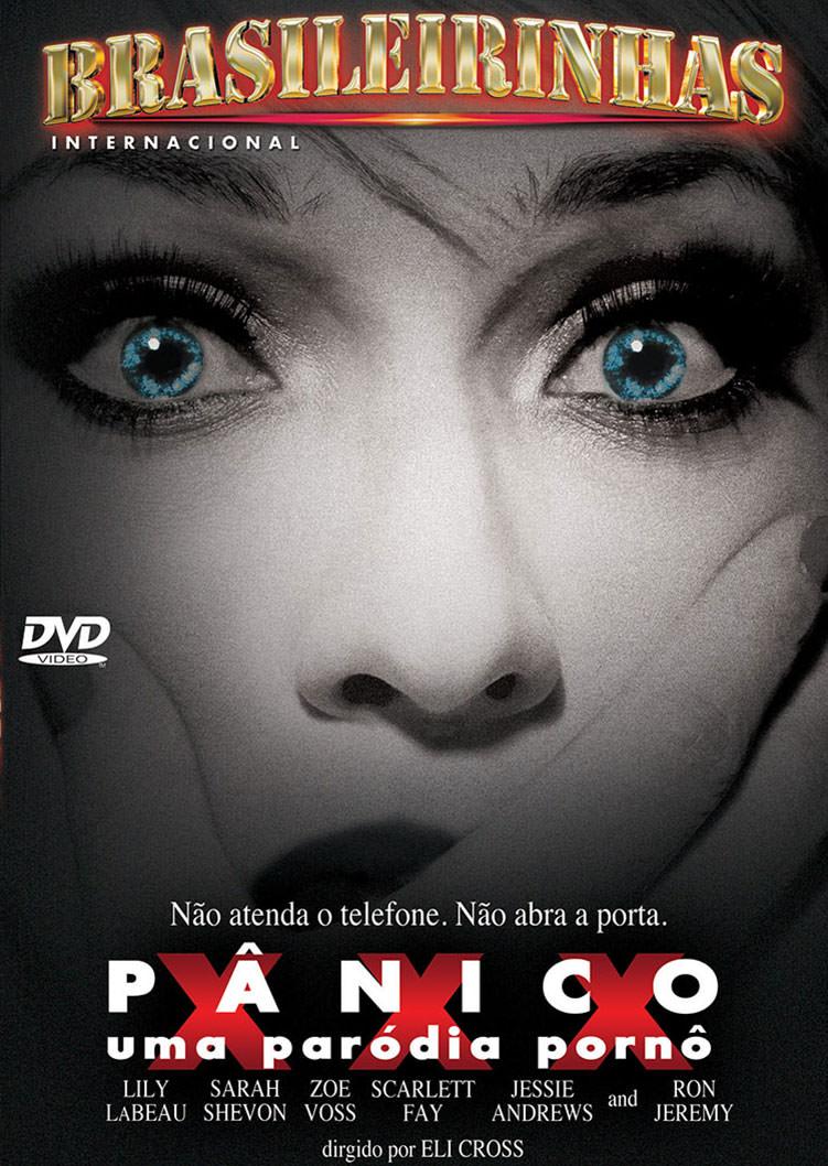 Capa Hard do filme Pânico XXX
