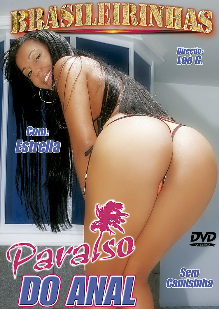 Capa frente do filme Paraiso Do Anal