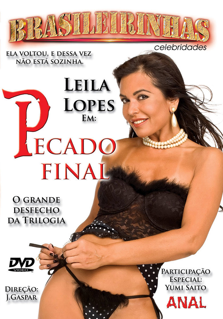 Capa frente do filme Pecado Final