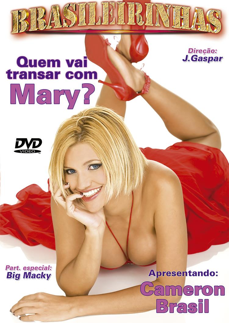 Capa frente do filme Quem Vai Transar Com Mary