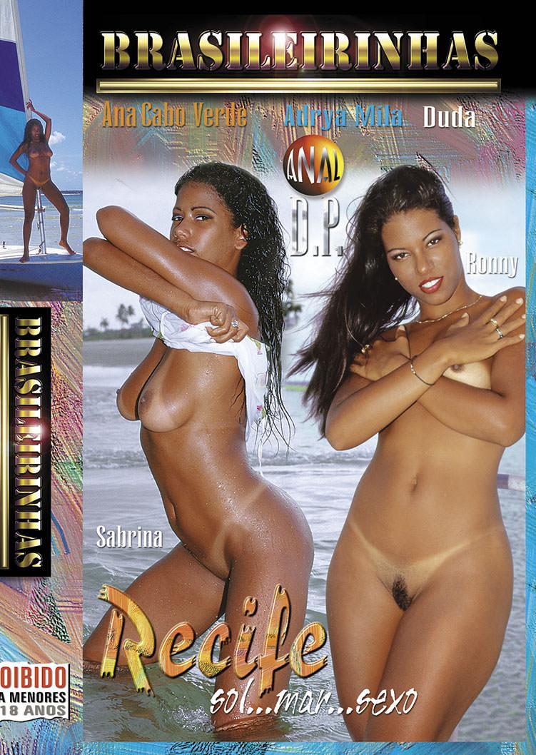 Capa frente do filme Recife Sol Mar Sexo