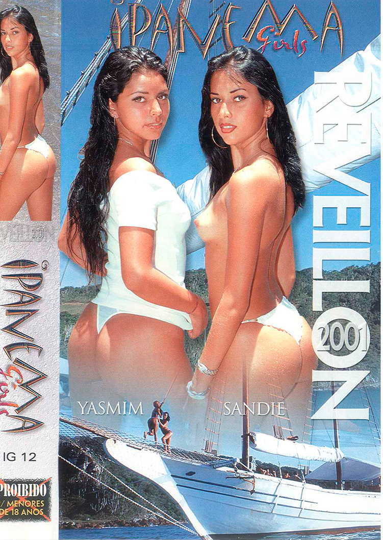 Capa frente do filme Reveillon 2001