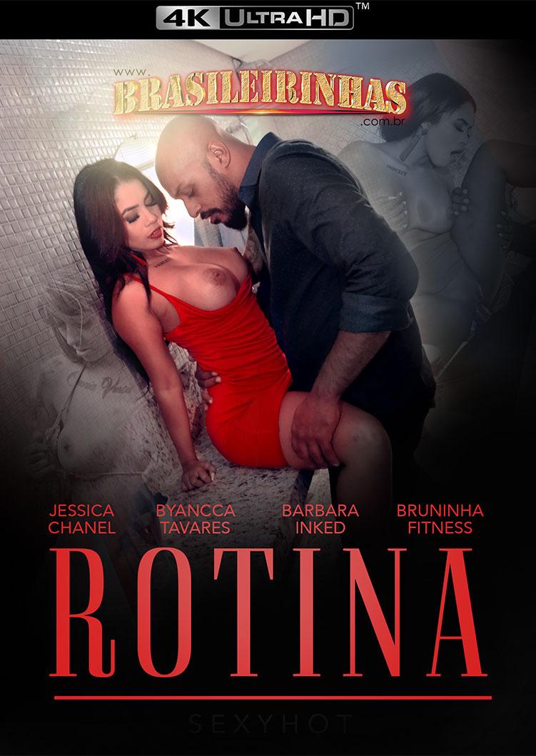 Capa frente do filme Rotina