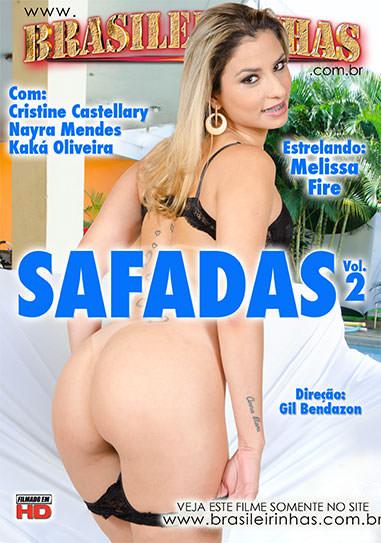 Capa frente do filme Safadas 2