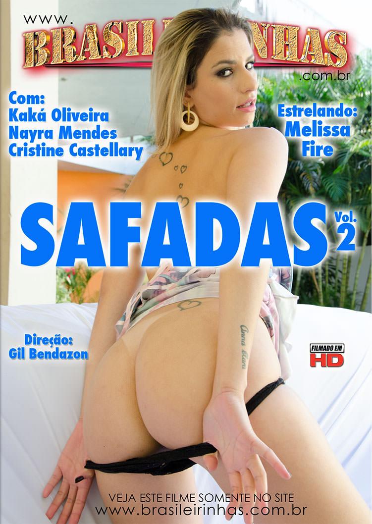 Capa Hard do filme Safadas 2