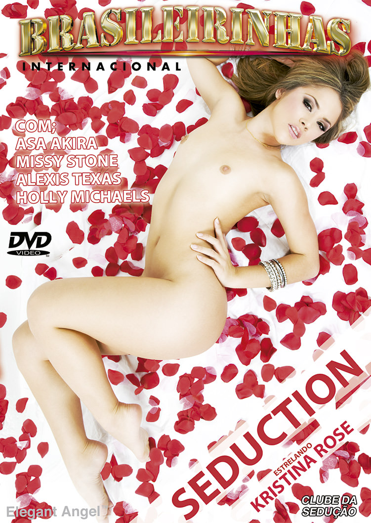 Capa frente do filme Seduction
