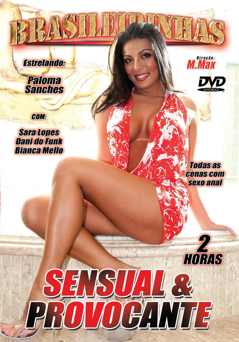 Porn Sensual E Provocante Front Cover