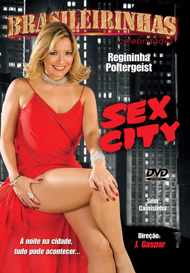 Capa frente do filme Sex City