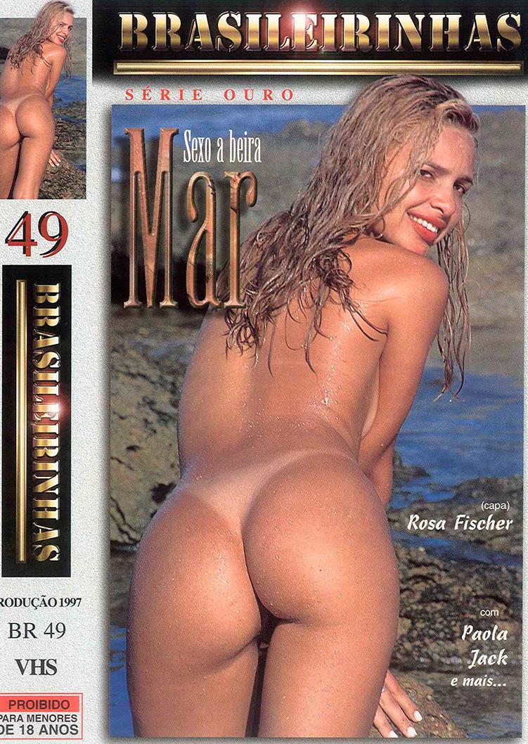 Capa frente do filme Sexo a Beira Mar