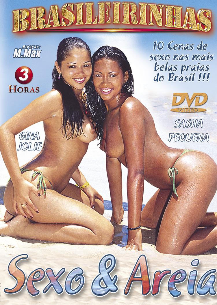 Capa frente do filme Sexo e Areia