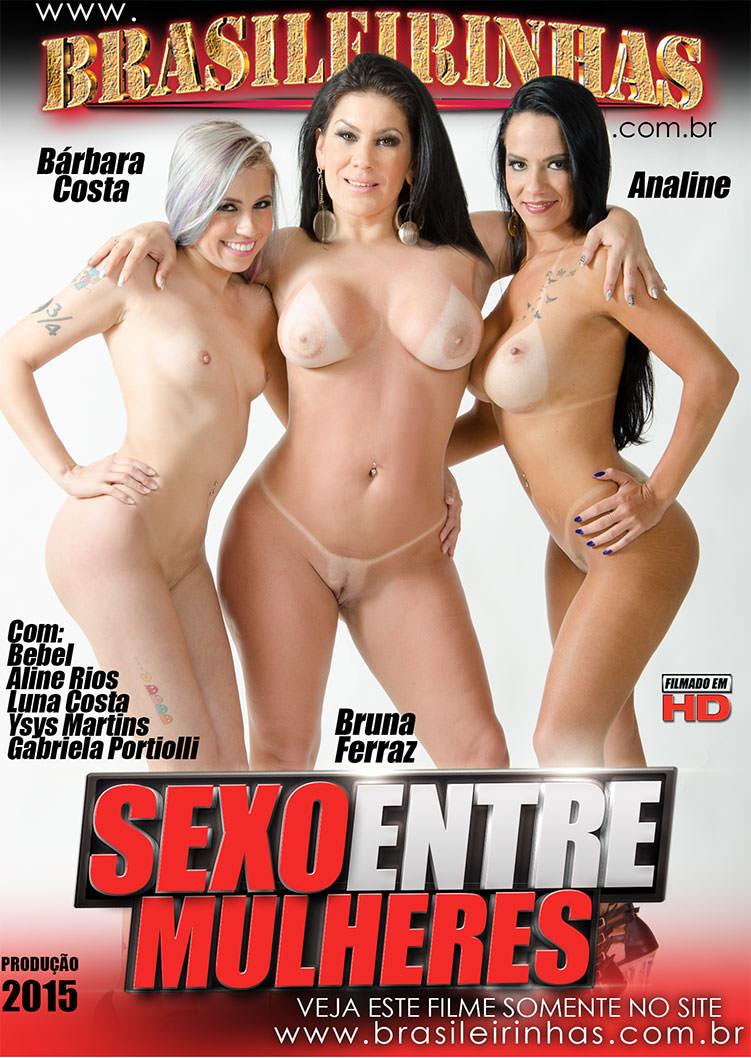 Capa frente do filme Sexo Entre Mulheres