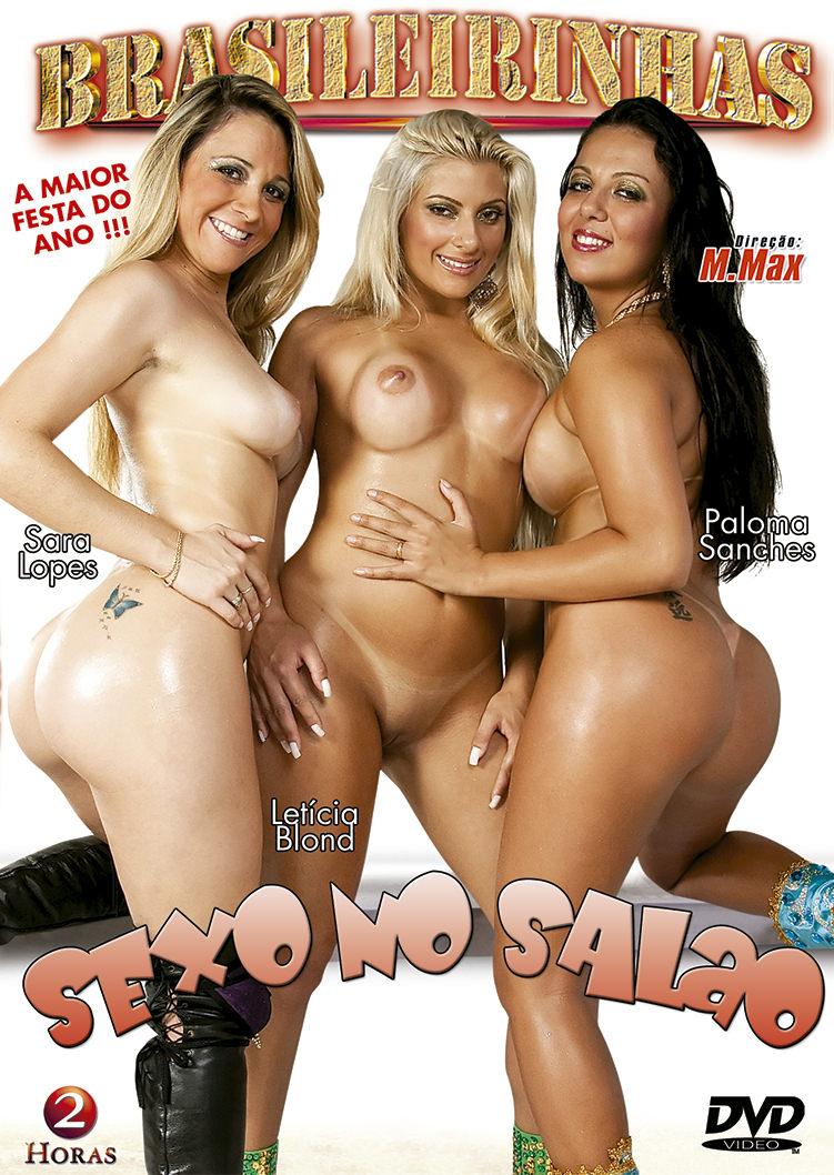 Capa Hard do filme Sexo No Salão 2010