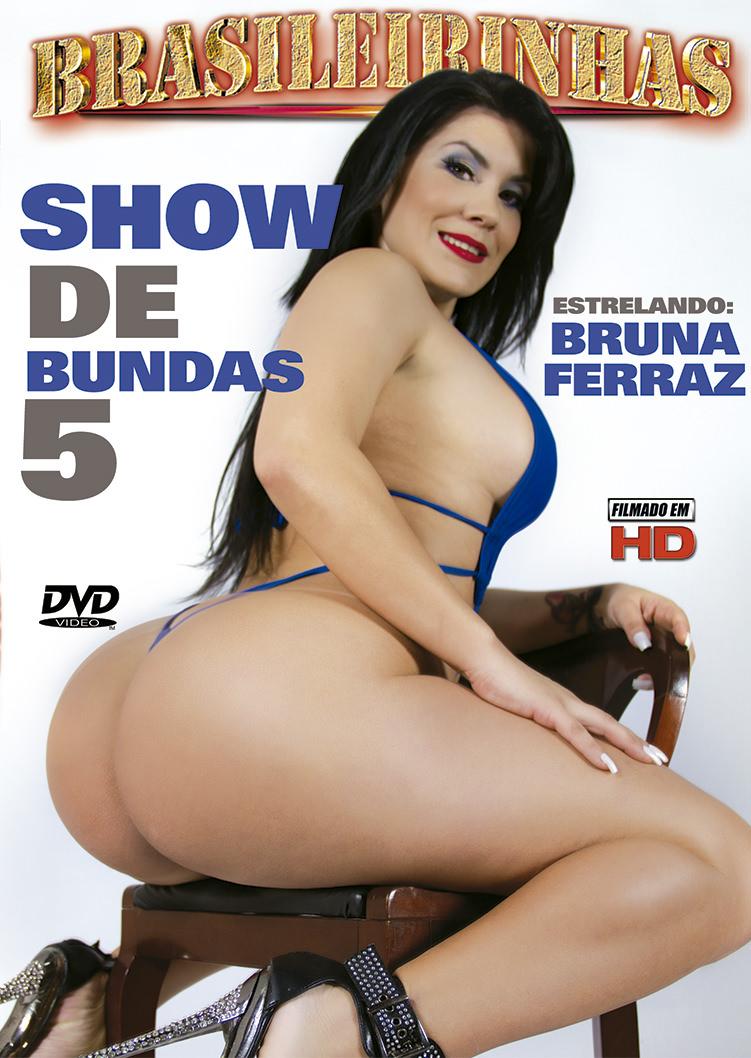 Capa frente do filme Show De Bundas 5
